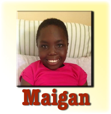 Maigan Mogana website